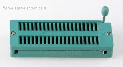 DIP 40pin Universal ZIF IC Socket
